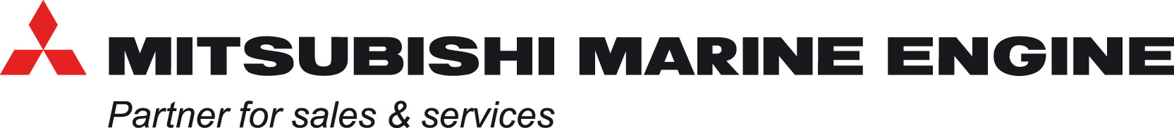 LOGO 2017 Mitsubishi Marine Engine Single Partner